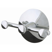 Atlas Homewares - Home Accents - Lola Triple Hook in Polished Chrome