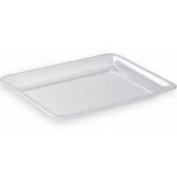 Clear Rectangular Serving Tray, 45.7cm x 30.5cm