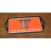 BSI Products Tray. NCAA Texas Tech Red Raiders Melamine Serving Tray