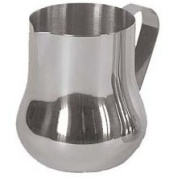 Stainless Steel Milk Steaming & Frothing Pitcher