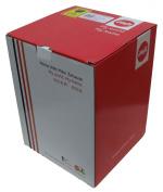 Emsa Samba 504234 Insulated Thermos Can 1.0 L Quick Press Translucent Orange