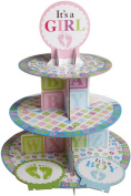 Wilton Baby Feet Cupcake Stand