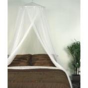 Mombasa Ivory Adult Mosquito Net Canopy