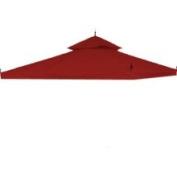 Replacement Canopy for Home Depot Arrow Gazebo - Cinnabar