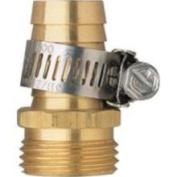 Orbit 27180 Heavy Duty Brass Male Hose Mender 1.9cm