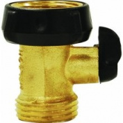 G W Bosch Imports Dib50302 Brass Hose Shut-Off