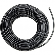 Raindrip .50in. X 50ft. Black Poly Drip Watering Hose 052005P