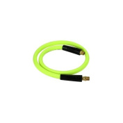 Legacy Manufacturing LEGHFZ1204YW3S Flexzilla ZillaWhip .50in. x 4ft. Swivel Whip Hose