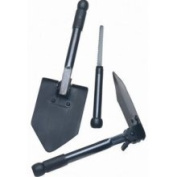 Texsport 31677 - Folding Survival Shovel with Saw