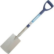 Silverline 633710 Stainless Steel Digging Spade