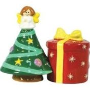 Stealstreet 8.9cm Kitchenware Christmas Tree Figurines Salt and Pepper Shakers