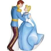 Cinderella and Prince Charming Salt and Pepper Shaker Set