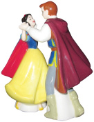 Snow White & the Prince Dancing Disney Salt & Pepper Condiment Shakers