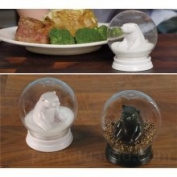Gamago Snow Globe Salt And Pepper Shakers