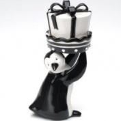 Appletree Design Penguins with Presents Salt and Pepper Set 10.2cm