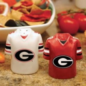 The Memory Company Col-ga-612 Georgia Gameday Salt and Pepper Shaker