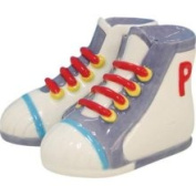 Stealstreet 5.7cm Sneakers Ceramic Painted Collectible Salt and Pepper Shakers