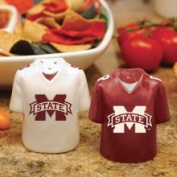 Mississippi State Bulldogs NCAA Game Day Salt & Pepper Shakers