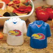 Kansas Jayhawks 7.6cm Gameday Salt and Pepper Shakers