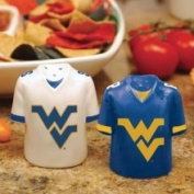 West Virginia Gameday Salt and Pepper Shaker