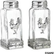 Ganz Rooster Salt and Pepper Shakers