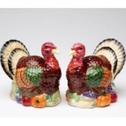 Stealstreet 9.5cm Handcrafted Set of Turkey Salt and Pepper Shakers