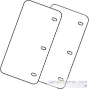 Lineco Inc. Photo Album Page Lifters Set of 2 Sold in 2S
