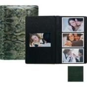 Raika RM 127 Green 4 x 6 Three High Photo Album - Green