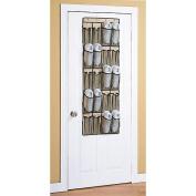 Neu Home 53122 20 Pocket Overdoor Shoe Bag Wheat