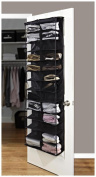 Kennedy Home Collections 26 Shelf Over The Door Shoe Organiser