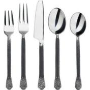 Gourmet Settings Avalon 20-Piece Flatware Set