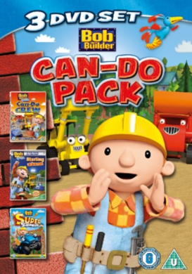 Bob the Builder: Can-do Pack