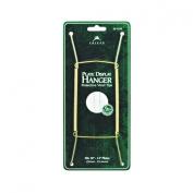 Tri-Par Intl 23-1310 Plate Hanger, Brass Wire, 10 To 36cm . - Quantity 1