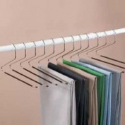 Jobar Intl Inc JB3152 Pants Slack Hangers Set of 12