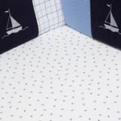 Nautica Kids William Fitted Crib Sheet