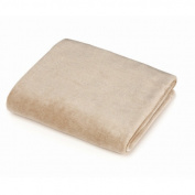 American Baby Company Organic Cotton Velour Crib Sheet Colour
