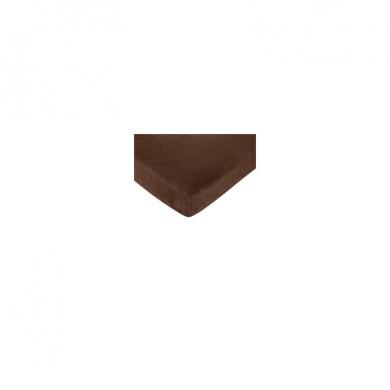 JoJo Designs All Star Sports - Chocolate Brown Crib Sheet