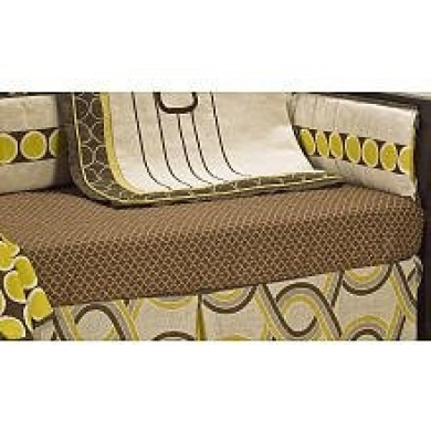 CoCaLo Cyprus Fitted Crib Sheet Cyprus Decor