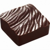Textured Sheet for Chocolate Waves. 40.6cm x 25.4cm Each Sheet. 5 Sheets Per Pack