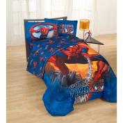 Marvel The Amazing Spider-Man Spiderman Sheet Set