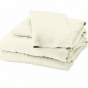 Bed Voyage 10981320 Sheet Set - Twin - Ivory