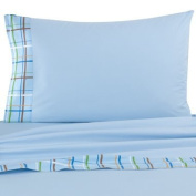 Caden Lane Boutique Blue Twin Sheet Set