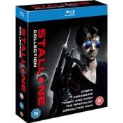 The Sylvester Stallone Box Set Collection - Blu-ray Boxset [Blue-ray] [Blu-ray]