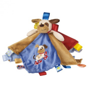 Taggies Buddy Dog Character Blanket by Mary Meyer - 31745