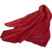 Logo Throw. Arkansas Fleece Throw Blanket 108-25