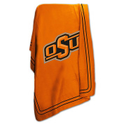 Logo Chair Oklahoma State Cowboys Classic Fleece - Oklahoma State Cowboys One Size
