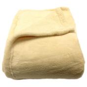 Bobbie Oversized Washable Microplush Throw Blanket (50' x 70')