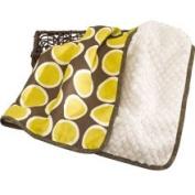 CoCaLo Cyprus Decorative Blanket - 76.2cm x 101.6cm
