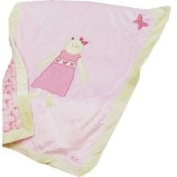 Kelly B. Rightsell Designs Baby Blanket, 76cm X 102cm