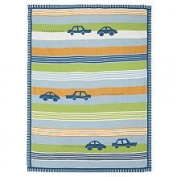 Living Textiles Lolli Living Blanket - Cars